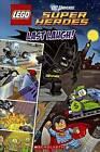 Lego DC Superheroes 2: Last Laugh! by Trey King (Hardback, 2013)
