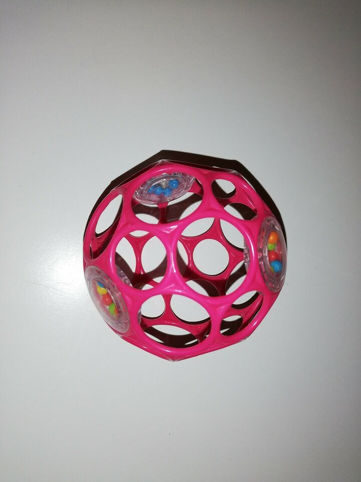 O-ball rasle bold, O-ball, andet babylegetøj
