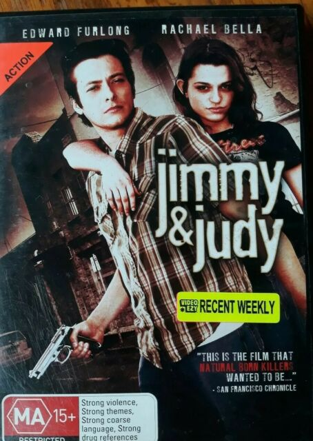 Jimmy & Judy (DVD, 2007) Ex rental DVD in very good condition #967