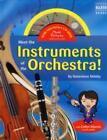 Meet The Instruments Of The Orchestra von Evelyn Glennie und Genevieve Helsby (2011, Set mit diversen Artikeln)