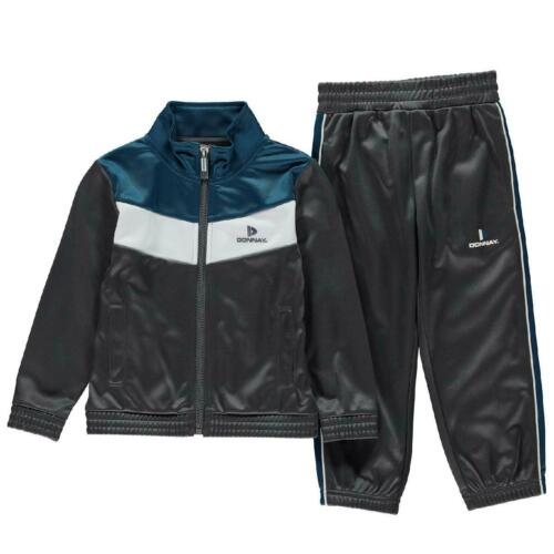 Donnay Trainingsanzug Sportanzug Kinder Jungen Set Jogginganzug 8207