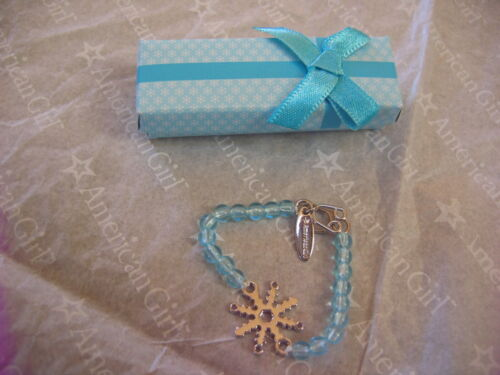 """18/"""" American Girl Doll Clothes CHRISTMAS BRACELET with BOX  NEW"""