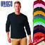 Brisco-Heavy-Cotton-5-2-oz-Adult-Blank-Color-Plain-Long-Sleeve-T-Shirt-Tee-Top