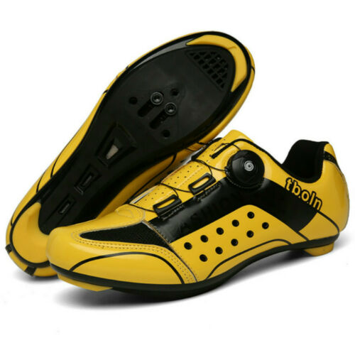 Mtb Men/'s Outdoor Road Cycling Shoes Racing Bike Shoes Athletic Bicycle Sneakers
