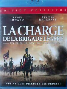 Blu Ray : La charge de la brigade légère - NEUF