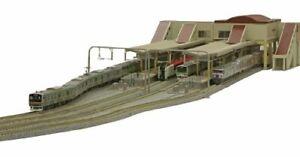 KATO-N-scale-V15-Double-Track-Station-Line-Set-20-874-Train-Model-Rail-Set