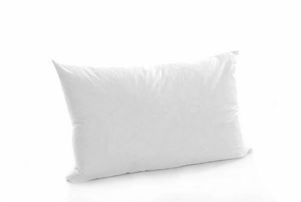 New Bed Pillow Weiß 233 Threadcount Cotton Cotton Cotton Spiral Fibre Pillow Soft Medium Hard 9c8f51