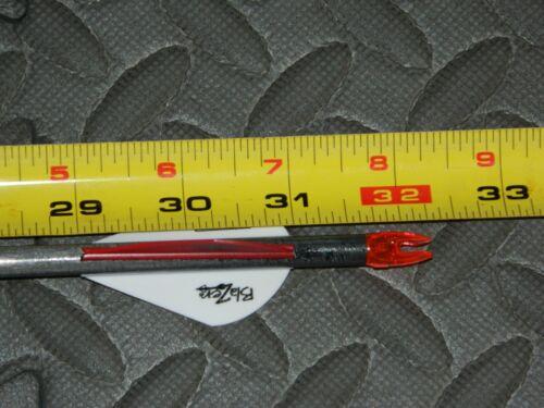 Nouveau Easton Lignée 330 colonne vertébrale flèches 8.7 GPI-Blood Line-Cut /& insert AV