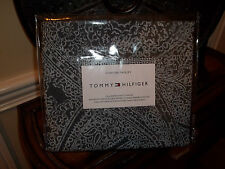 NIP Tommy Hilfiger Canyon Paisley Full/Queen Duvet Cover Set 3pc