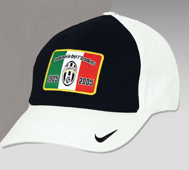2da8d06134 Vintage Nike JUVENTUS Baseball Cap Closed Back M for sale online