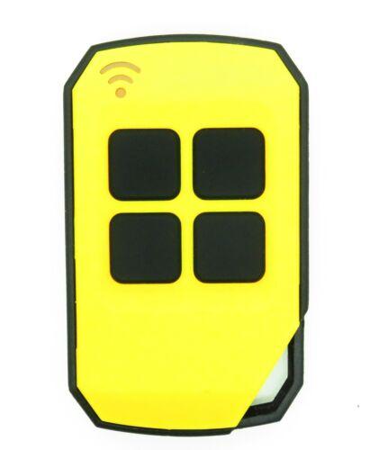 504 MAX43-4 Kompatibel Fernbedienung mit Novoferm Novotron 502 MAX43-2