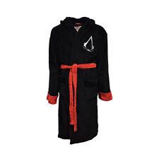 Assassin's Creed Black Bathrobe - One Size