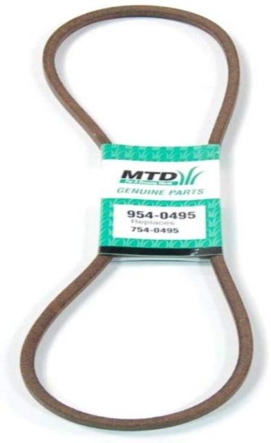 954-04044A MTD V-Belt 754-04044A 754-04044 954-04044 17AD2ACP004 17AF2ACP372
