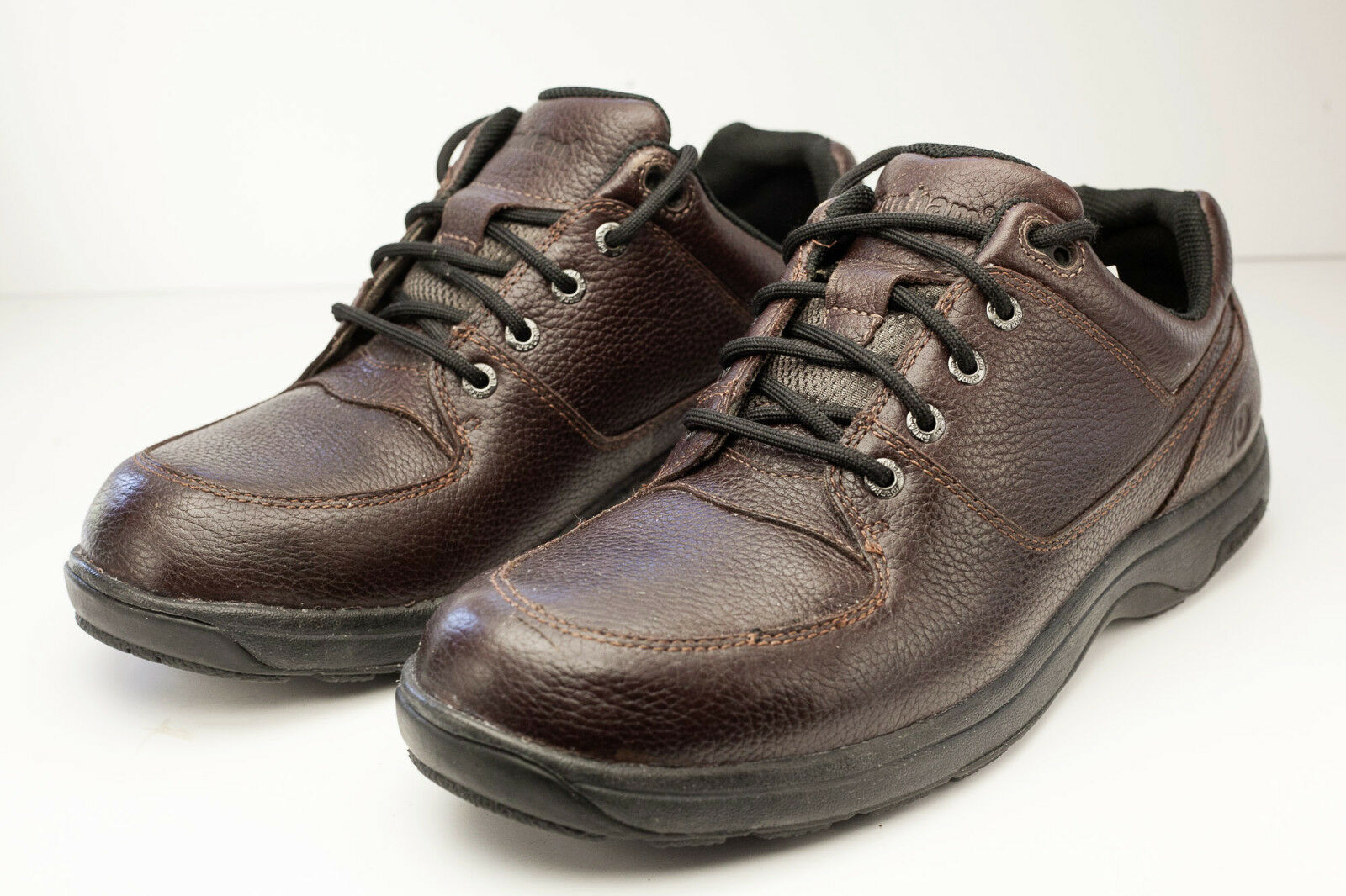 Dunham Windsor 12 Brown Waterproof Oxford Men's shoes