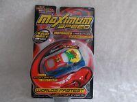 2000 Trendmasters Maximum Speed Motorized Car - Supra 53 -