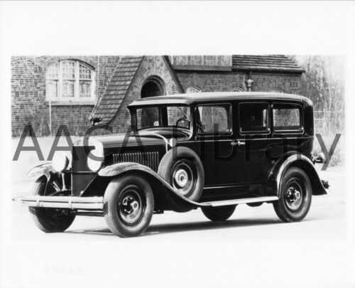 Factory Photo Ref. #44806 1928 Graham 629 Seven Passenger Sedan Picture