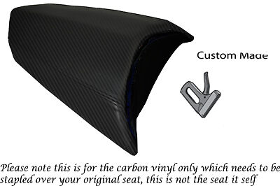BLACK STITCH CUSTOM FITS PEUGEOT ELYSEO 50 100 125 DUAL LEATHER SEAT COVER ONLY