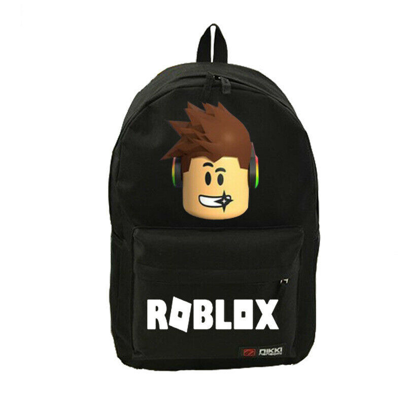 Roblox Backpack Kids School Bag Students Bookbag Handbags Travelbag Newest - gabe in a bag roblox