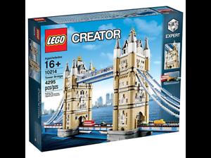 LEGO Skapare Tower Bridge 10214 NY SEALD INGEN SKATT