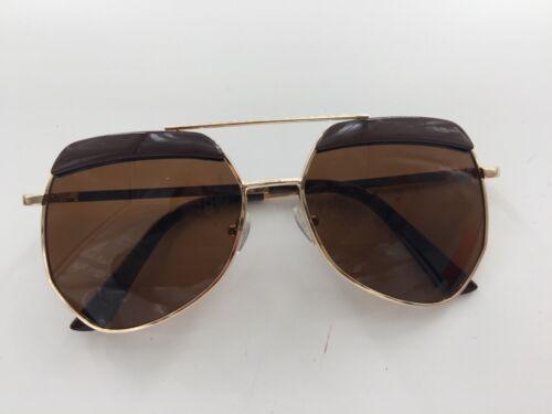 Children Handsome Boy Girl Kid Retro Metallic Square Frame sun eye sunglasses