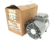 New Thomas 607ca22g Compressor