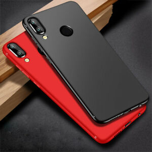 huge selection of 5a2b5 7b211 Details about For Huawei Nova 3i 2i 3 Ultra-thin Matte Colorful Silicone  Shockproof Case Cover