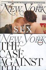 Lot: 2 New York Magazine Sex on Campus Hookups Case Against the Media Gender