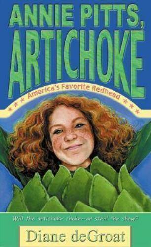 Annie Pitts, Artichoke by Diane deGroat new