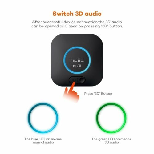 REIIE Bluetooth Audio Receiver