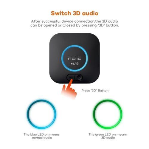 REIIE Bluetooth Audio Receiver