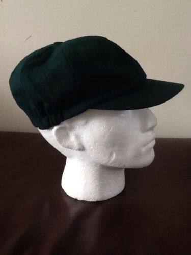 Green Baggy Cricket Cap
