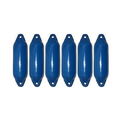 6 Stück Majoni Fender Bootsfender Langfender Boot Rammschutz