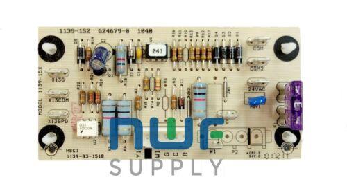 Nordyne Intertherm Gibson Tappan Control Board 1139-15X 624679-0 624679R