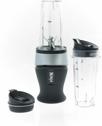 Slim Blender And Smoothie Maker Personal Black Silver Pulse Vegetables 700 Watt