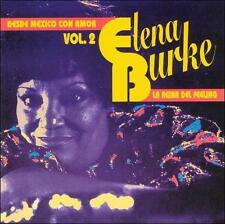 Elena Burke Vol Ii, Para Mexico Con Amor, Nocturnal - Babalu - En El Tronco De U