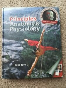 Seeley S Principles Of Anatomy And Physiology By Philip Tate
