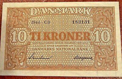 Serie Dänemark