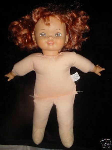 17  Northern Toliet Paper Chatty Cathy LAL Stuffed Doll