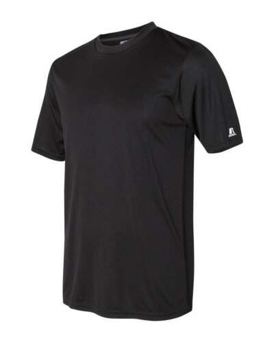 Russell Athletic Men/'s Dri Fit Core Performance T-Shirt Sport S-3XL Gym Tee
