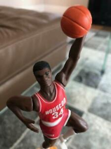 "Vintage 1988 Hakeem Olajuwon  ""Rookie"" Houston Rockets Starting Lineup OPEN"
