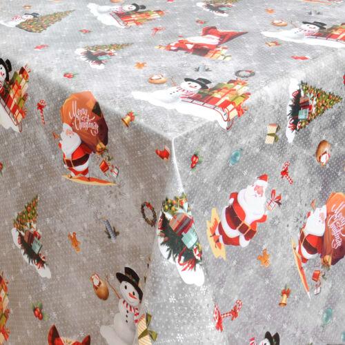Pañuelo despierta mantel METERWARE navidad Christmas cuadrada alrededor del óvalo 01334-04