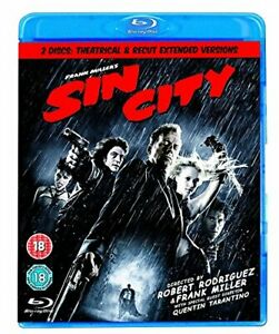 Sin City - 2-Disc Edition [Edizione: Paesi Bassi] BLURAY DL003725
