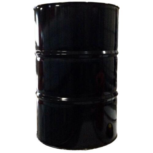 60 Liter Blechfass Stahlfass Faß Garagenfaß Ölfass Metallfass Tonne *NEU* Schwar