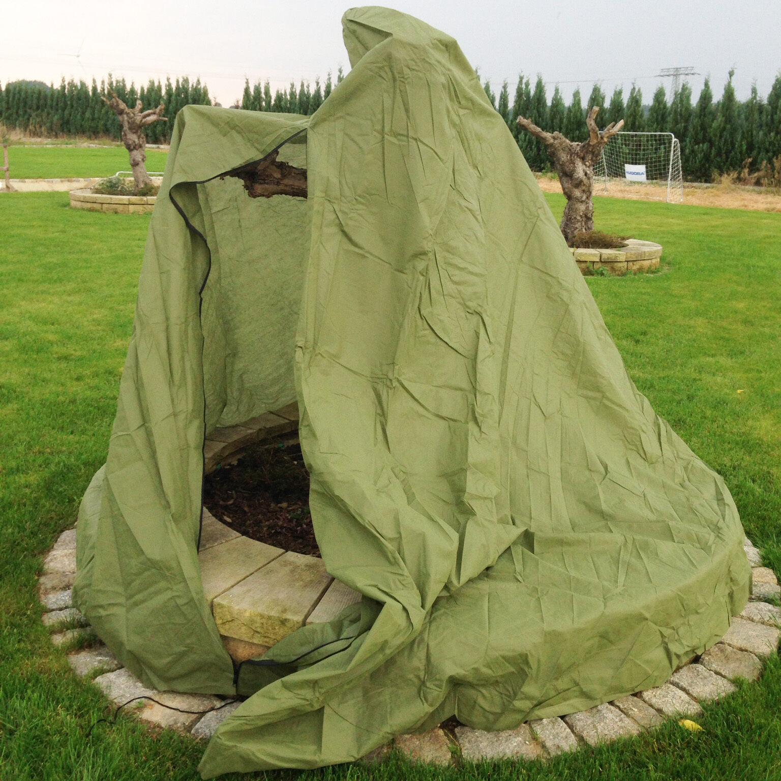 Tessuto non tessuto cappa XXXL 300x150 protezione invernale per Ulivo e mediterranea palme