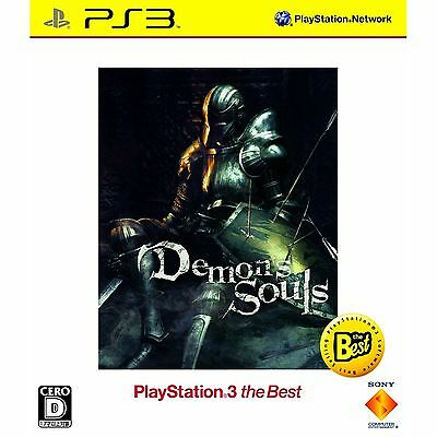 Used PS3 Demon's Soul the best  JAPAN