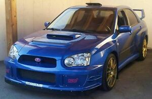 Details about Subaru Impreza Version 8 Blobeye WRC Style Wide Body Kit
