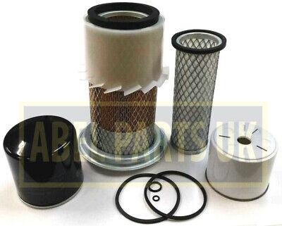 Jcb 8025 8035 Filter Service Kit