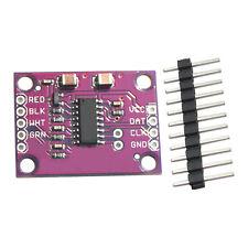 HX711 Weighing Sensor 24-bit A/D Conversion Adapter Load Cell Amplifier NEW