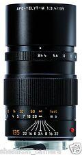 Brand New Unused Leica APO-TELYT-M 135mm F3.4 f/3.4 M 240 M9 M8.2 E 11889