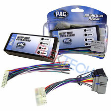 Radio Replacement Interface for Chrysler Dodge Jeep with Infinity Sound System